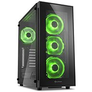 Sharkoon TG5 Glass Green