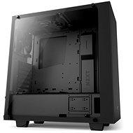 NZXT S340 Elite matná čierna - Počítačová skriňa