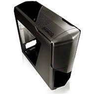 NZXT Phantom 630 windowed Edition kovovo sivá - Počítačová skriňa