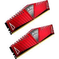 ADATA 8GB KIT DDR4 2666MHz CL16 XPG Z1, červená - Operačná pamäť