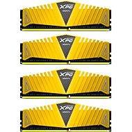 ADATA 16GB KIT DDR4 3200MHz CL16 XPG Z1, zlatá - Operačná pamäť