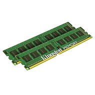 Kingston 8GB KIT DDR3 1333MHz CL9 - Operačná pamäť