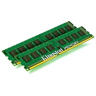 Kingston 16 GB KIT DDR3 1333 MHz CL9 - Operačná pamäť