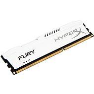 Kingston 8GB DDR3 1600MHz CL10 HyperX Fury White Series - Operačná pamäť