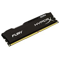 Kingston 8 GB DDR4 2400MHz CL15 HyperX Fury Black Series - Operačná pamäť