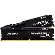 Kingston 32GB KIT DDR4 SDRAM 2400MHz CL15 HyperX Fury Black Series - Operačná pamäť