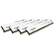 Kingston 32 GB KIT DDR4 2666 MHz CL16 HyperX Fury White Series - Operačná pamäť