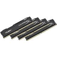 Kingston 64 GB KIT DDR4 2666 MHz CL16 HyperX Fury Black Series - Operačná pamäť