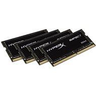 Kingston SO-DIMM 64GB KIT DDR4 SDRAM 2400MHz CL15 HyperX Fury Impact Series - Operačná pamäť