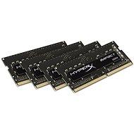 Kingston SO-DIMM 32 GB KIT DDR4 2400 MHz HyperX Impact CL15 Black Series - Operačná pamäť