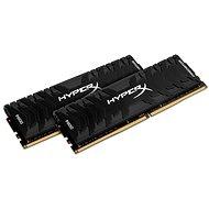 Kingston 8 GB KIT DDR4 3000 MHz CL15 HyperX Predator Series - Operačná pamäť