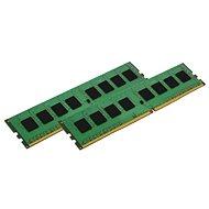 Kingston 32GB KIT DDR4 SDRAM 2133MHz CL15 ECC Unbuffered - Operačná pamäť
