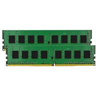 Kingston 16GB KIT DDR4 2400MHz CL17 ECC Unbuffered Intel - Operačná pamäť
