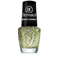Dermacol Nail Polish With Effect - Fairy Stardust 5 ml - Lak na nechty