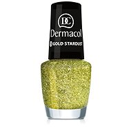 DERMACOL Nail Polish With Effect - Gold Stardust 5 ml - Lak na nechty