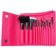 DERMACOL Set Cosmetic brushes with case - Súprava