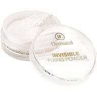DERMACOL Invisible Fixing Powder - white 13,5 g - púder