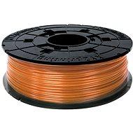 XYZprinting Junior PLA 1.75 mm, 600 g, clear tangerine, 200 m - Tlačová struna