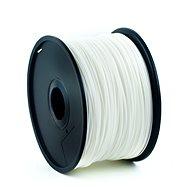 Gembird Filament PLA biela - Tlačová struna