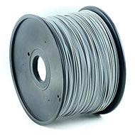 Gembird Filament PLA sivá - Tlačová struna