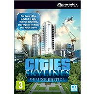 Cities Skylines Deluxe Edition - Hra pre PC