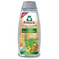 Frosch EKO 2v1 Sprchový gél a šampón pre deti 250 ml - Šampón