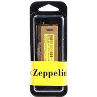 ZEPPELIN SO-DIMM 2 GB DDR3 1 333 MHz CL9 GOLD - Operačná pamäť