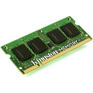 Kingston SO-DIMM 2GB DDR2 667MHz CL9 pre Sony - Operačná pamäť