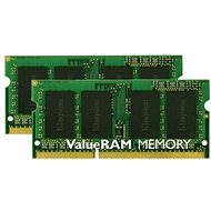 Kingston SO-DIMM 16 GB KIT DDR3 1333 MHz CL9 - Operačná pamäť