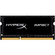 Kingston SO-DIMM 8GB DDR3L 1866MHz HyperX Impact CL11 Black Series - Operačná pamäť