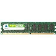 Corsair 1GB DDR2 667MHz CL5 - Operačná pamäť