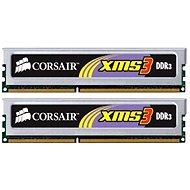 Corsair 4GB KIT DDR3 1600MHz CL9 XMS3 DHX - Operačná pamäť