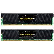 Corsair 4 GB KIT DDR3 1600 MHz CL9 Vengeance Low profile - Operačná pamäť