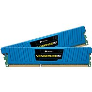 Corsair 16GB KIT DDR3 1600MHz CL10 Blue Vengeance Low Profile - Operačná pamäť