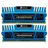 Corsair 4 GB KIT DDR3 1 600 MHz CL9 Blue Vengeance - Operačná pamäť