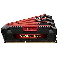 Corsair 32GB KIT DDR3 2400MHz CL11 Vengeance Pre Red - Operačná pamäť