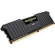 Corsair 8GB KIT DDR4 3000MHz CL15 Vengeance LPX čierna - Operačná pamäť