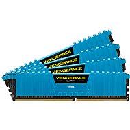 Corsair 16GB KIT DDR4 2133MHz CL13 Vengeance LPX modrá - Operačná pamäť