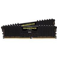 Corsair 16GB KIT DDR4 3200MHz CL16 Vengeance LPX čierna - Operačná pamäť