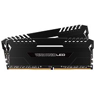 Corsair 32GB KIT DDR4 DRAM 2666MHz CL16 Vengeance LED - white LED - Operačná pamäť