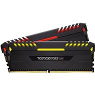 Corsair 16GB KIT DDR4 2666MHz C16 Vengeance RGB Series - Operačná pamäť