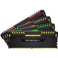 Corsair 32GB KIT DDR4 2666MHz C16 Vengeance RGB Series - Operačná pamäť
