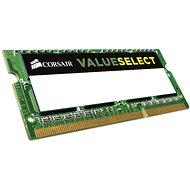 Corsair SO-DIMM 4 GB DDR3L 1600 MHz CL11 - Operačná pamäť