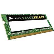 Corsair SO-DIMM, 8 GB DDR3 1 600 MHz CL11 - Operačná pamäť
