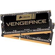 Corsair SO-DIMM 16 GB KIT DDR3 1600 MHz CL10 Vengeance - Operačná pamäť