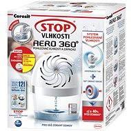 CERESIT Stop Vlhkosti Aero 360° biely 450 g + vône do auta - Pohlcovač vlhkosti