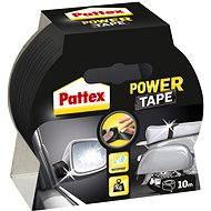 Pattex Power tape, čierna, 10 m - Lepiaca páska