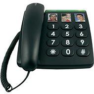 Doro PhoneEasy 331ph černá - Stolný telefón