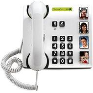 Doro MemoryPlus 319i ph bílá - Stolný telefón