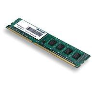 Patriot 4 GB DDR3 1 600 MHz CL 11 Signature Line (16 × 256) - Operačná pamäť